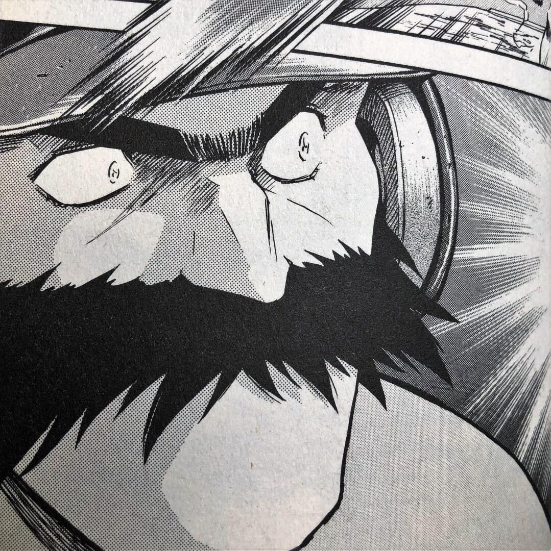 ひげがナイス